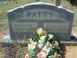 Ella May <I>Ogden</I> Patty