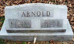 Ruth Marie <I>Mallett</I> Arnold