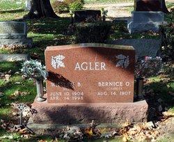 """William B """"Bill"""" Agler"""