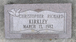 Christopher Richard Kirkley
