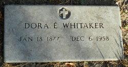 Dora E Whitaker