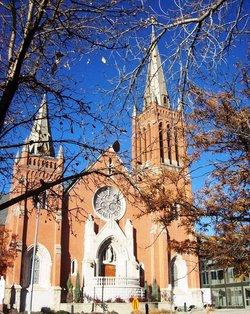 Saint Marys Cathedral Columbarium