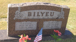 Mary <I>Hedge</I> Bilyeu