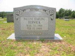 Pauline <I>Starling</I> Berwick
