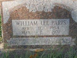 William Lee Paris