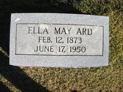 Ella May <I>Larkin</I> Ard