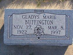 Gladys Marie <I>Bollinger</I> Buffington