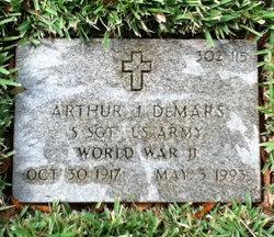 Arthur J Demars