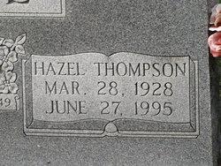 Hazel <I>Thompson</I> Hall