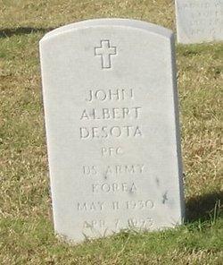 John Albert Desota