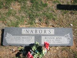 Bonner King Nabors