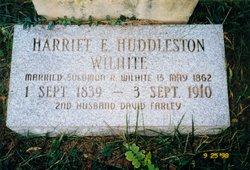 Harriett L <I>Huddleston</I> Wilhite
