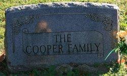Elizabeth <I>West</I> Cooper