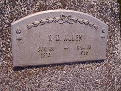 Thomas Edward Allen