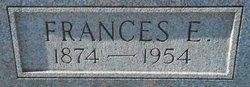 """Frances Elizabeth """"Fannie"""" <I>Cluiss</I> Petty"""