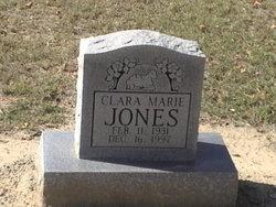 Clara Marie Jones
