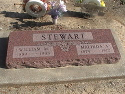 William M Stewart
