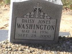 Daisy <I>Jones</I> Washington