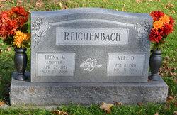 Verl D Reichenbach