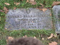 Edward Barraclough