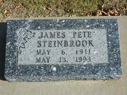 "James ""Pete"" Steinbrook"