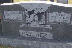 Troy Lee Caruthers