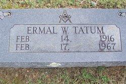 Ermal W. Tatum