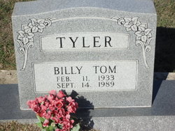 Billy Tom Tyler
