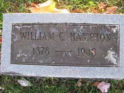 William C Hampton