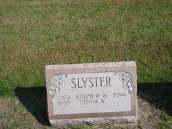 Ralph William Slyster Jr.