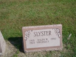 Ralph William Slyster