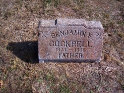 Benjamin Franklin Cockrell