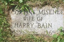 "Ethel Corrine ""Corrine"" <I>Misener</I> Bain"
