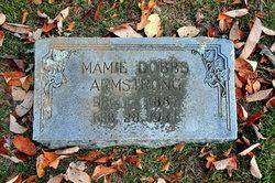 Mamie <I>Dobbs</I> Armstrong