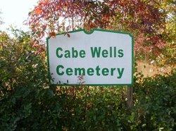Cabe Wells Cemetery