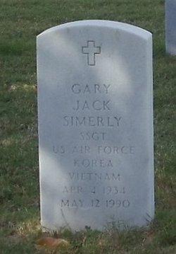 Gary Jack Simerly