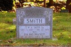 Eva May <I>Brackett</I> Smith