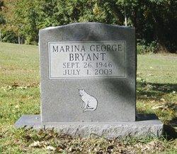 Marina <I>George</I> Bryant