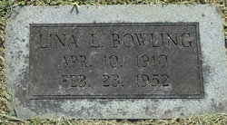 Lina L Bowling