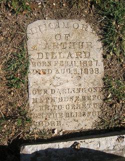 Arthur Dillard