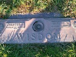 Morene M. Wisdom