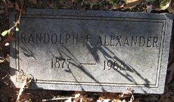 Randolph Alexander
