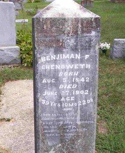 Benjiman (Benjaman) F Chenoweth