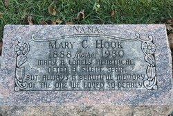Mary C Hook