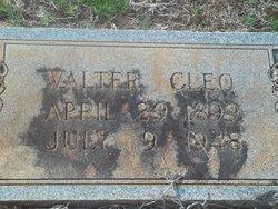 Walter Cleo Hunter
