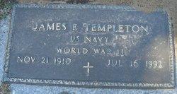 James E Templeton