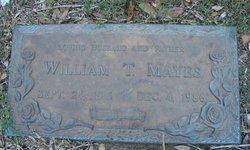 William T Mayes