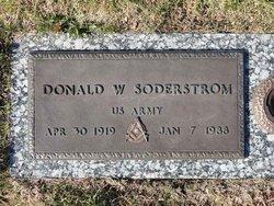 Donald Wayne Soderstrom