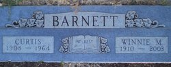 Winnie Mae <I>Morris</I> Barnett