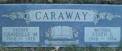 Edith L <I>Harper</I> Caraway